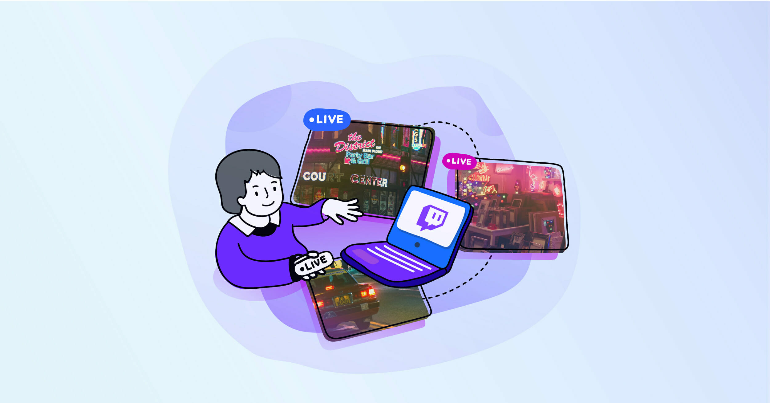 how to stream on twitch for beginners