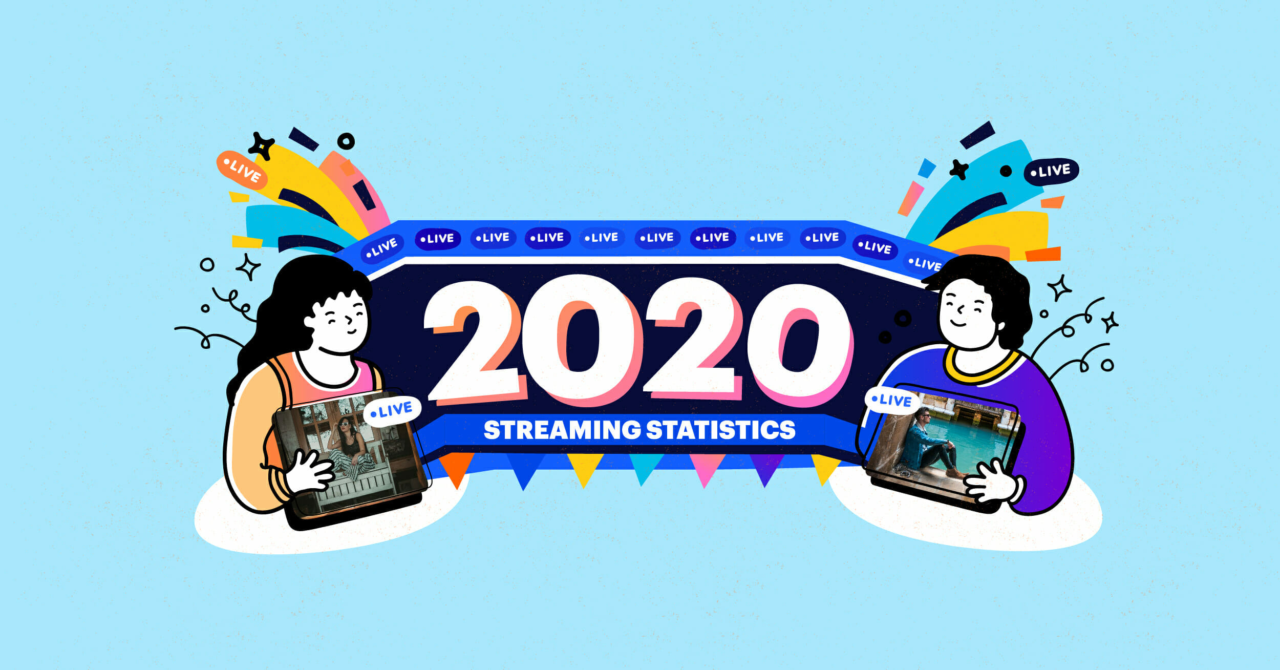 2020 video streaming statistics